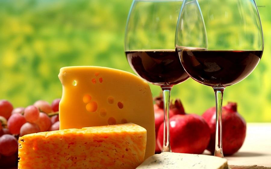 גבינות ויין - כל מה שצריך לדעת