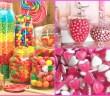 טיפים ליצירת בר/שולחן מתוקים שמח וצבעוני