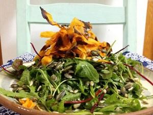 ארוחות שף צמחוניות וטבעוניות בחצר אנהמיה @ ערד
