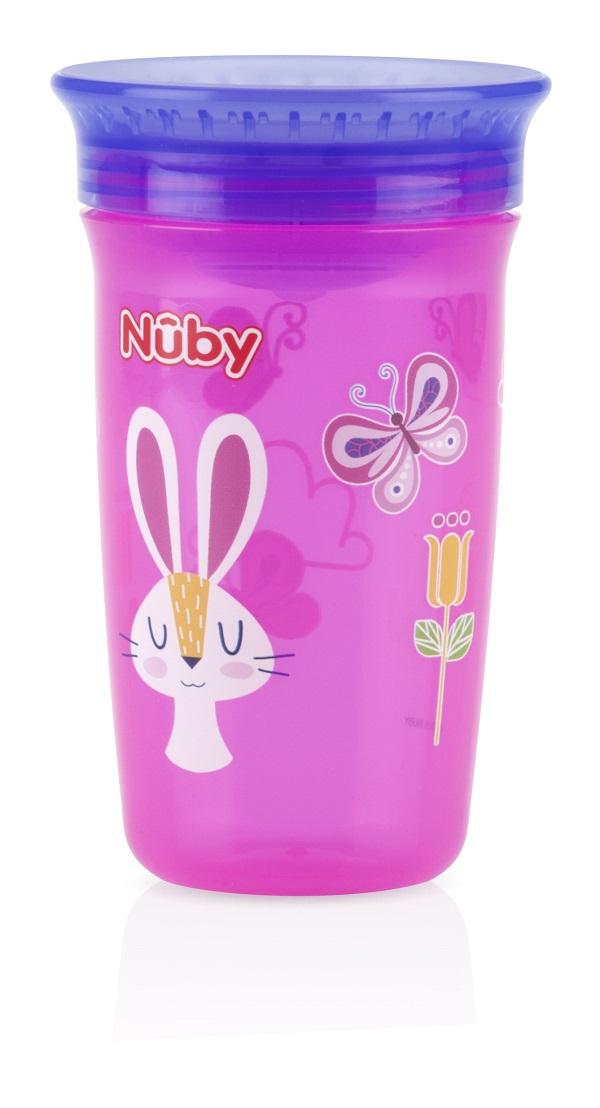 כוס הפלא של נובי ללא ידיות