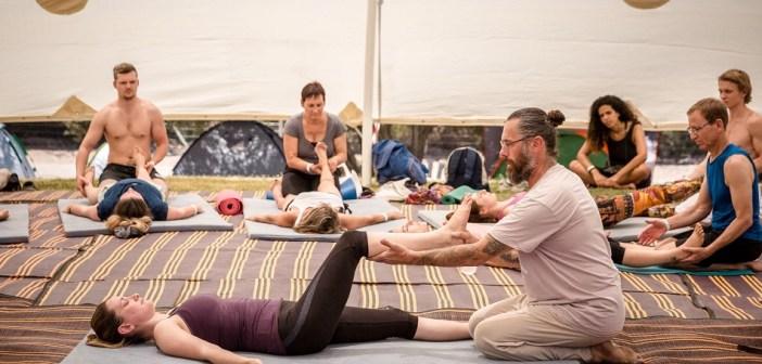 HOLISTIC FEST - הפסטיבל הראשון לטיפול ורפואה משלימה