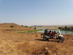 נע-נע - טיול שטח בנהיגה עצמית @ מושב קשת
