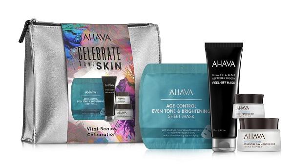 AHAVA VITAL BEAUTY CELEBRATION
