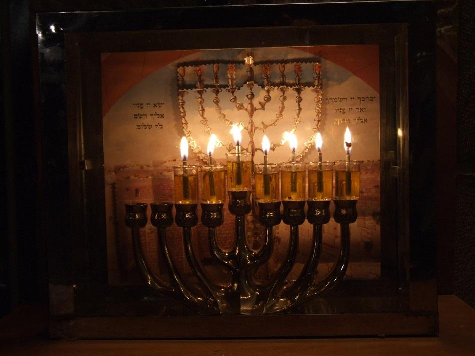 סיור חנוכיות ברובע היהודי בירושלים