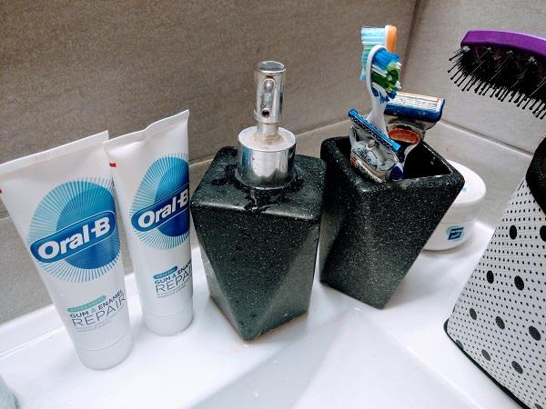 משחת השיניים החדשה של ORAL B