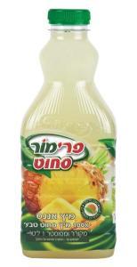 מיץ אננס סחוט טבעי פרימור