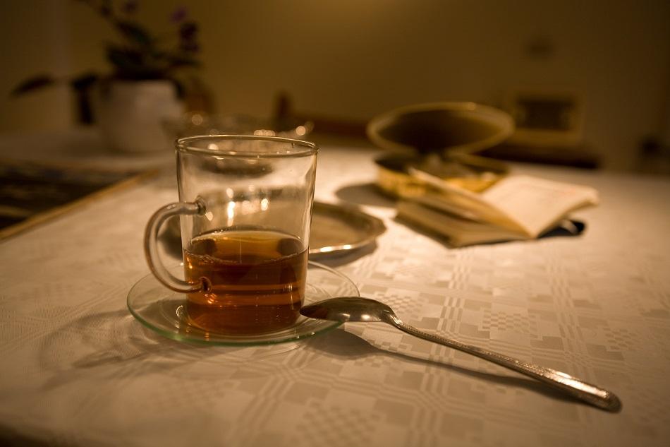 כוס התה של עגנון