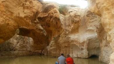 Photo of מסלול טיול: בריכת שחייה בלב המדבר