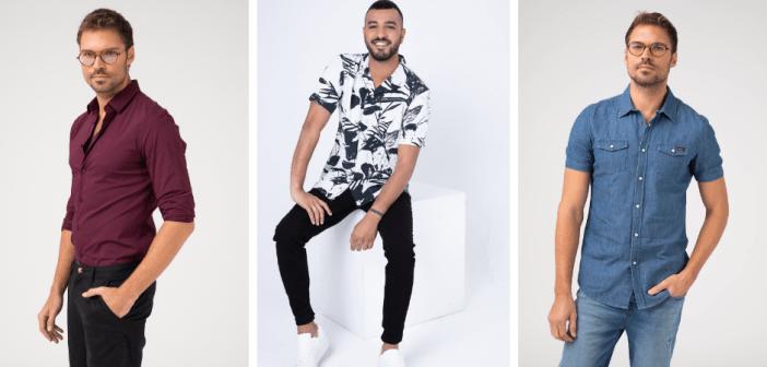 קולקציית קיץ 2019 לגברים של לי קופר