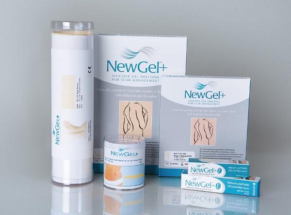 ניוג'ל – סדרת מוצרים מוכחת לטיפול בצלקות