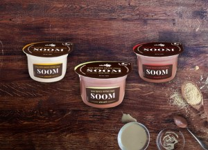 SOOM - סדרת מעדנים על בסיס טחינה של שטראוס