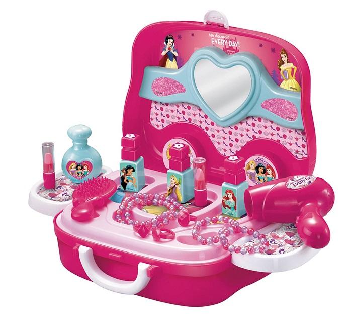 ב ש צעצועים - מזוודת טיפוח - במותג נסיכות