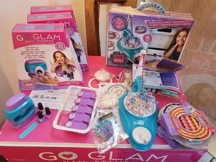 GLAMZ - לק לציפרוניים של ילדות