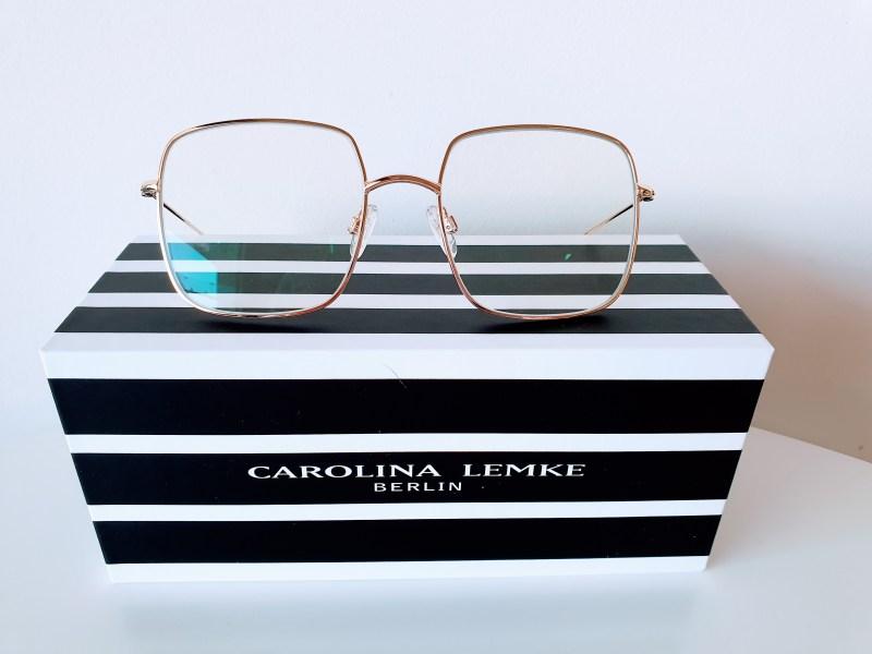 משקפי שמש של קרולינה למקה