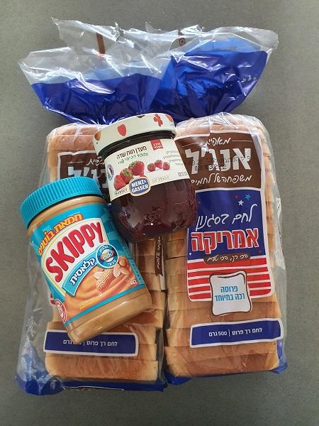 לחם אנג'ל בסגנון אמריקה