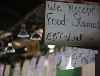 No Job? No Food Stamps, Says NC Law