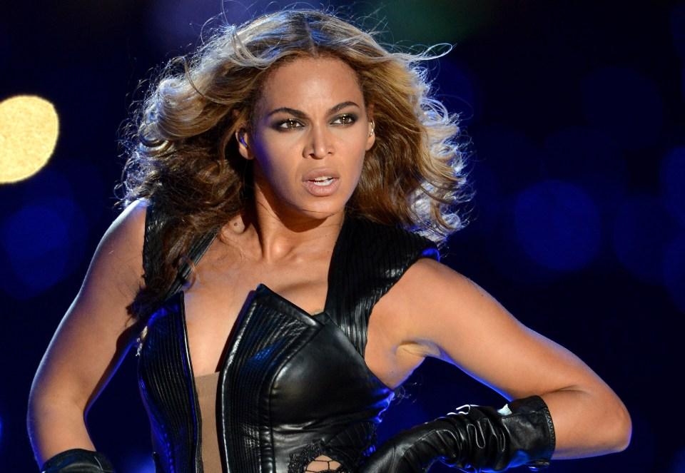 Beyonce badass superbowl