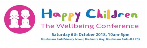 Happy Children Wellbeing Conference timetable