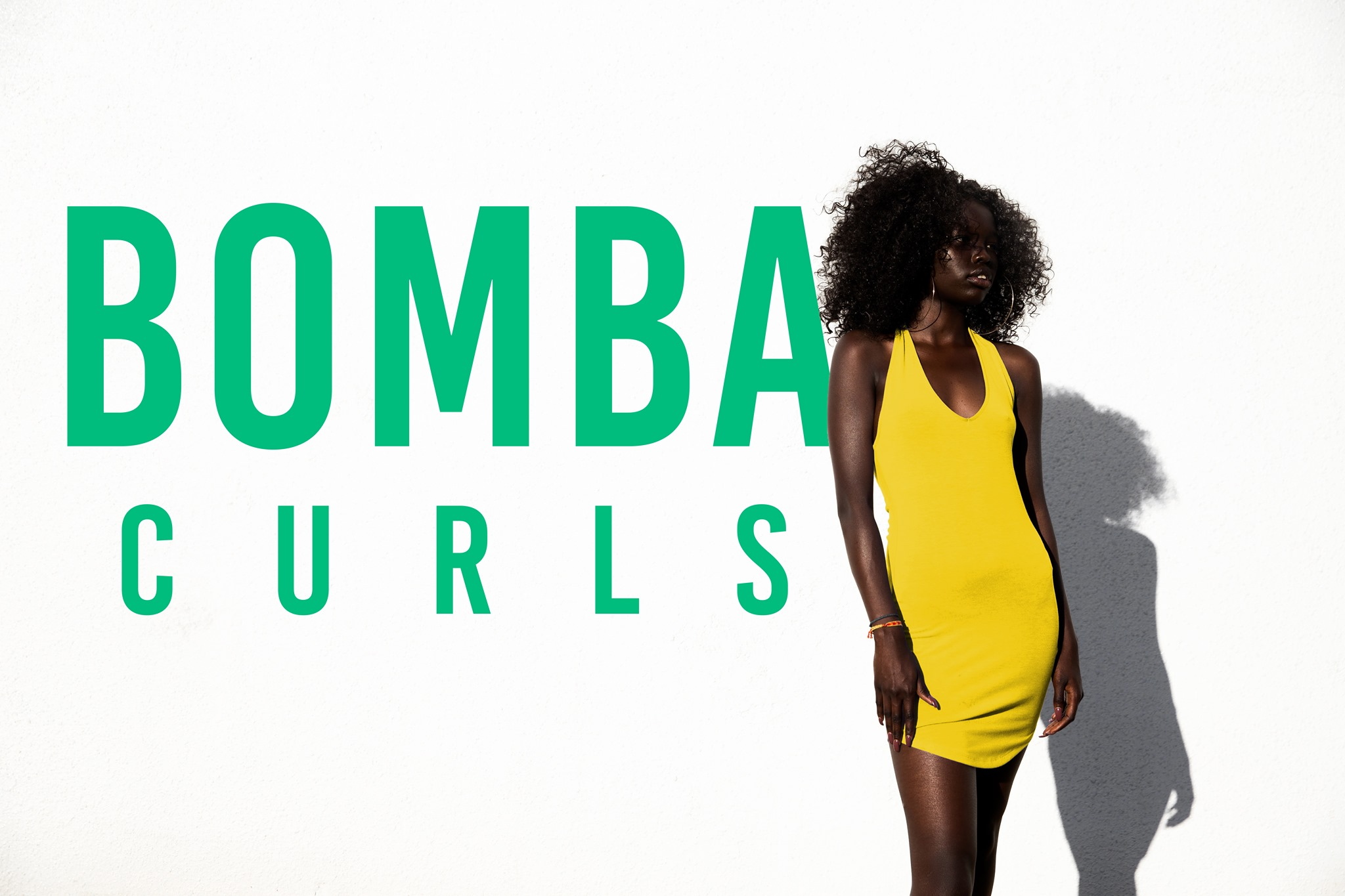 Bomba Curls (Hair oils, masks, beauty products)