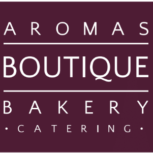 Aromas Boutique Bakery (Baked goods, deliveries)