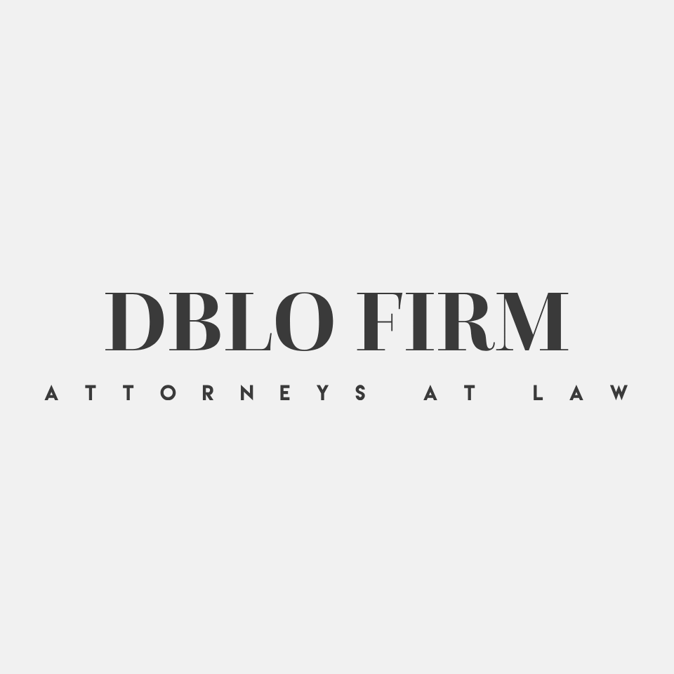 DBLO FIRM (Minority and Black women owned law firm)