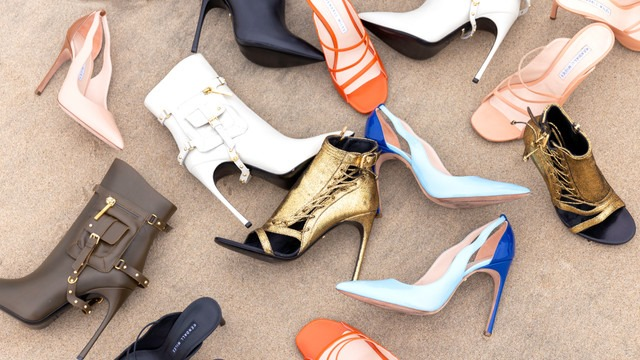 Kendall Miles Designs (Handcrafted womens shoes)