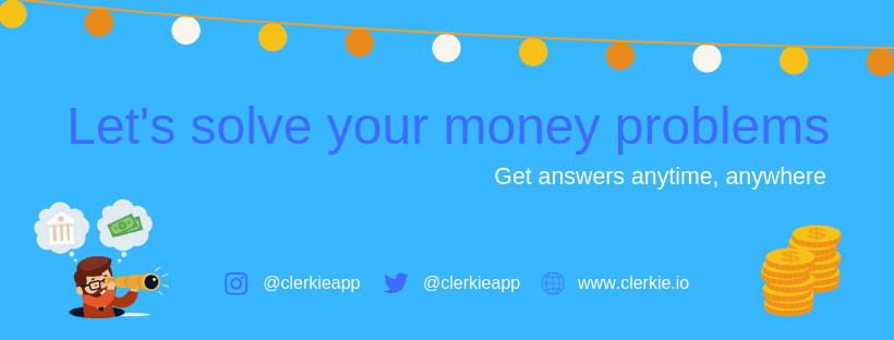 Clerkie (Debt help and Financial Literacy)