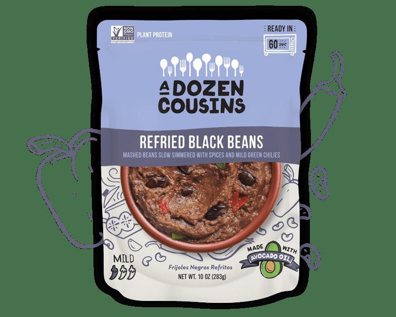 A Dozen Cousins (Slow-cooked vegan beans)