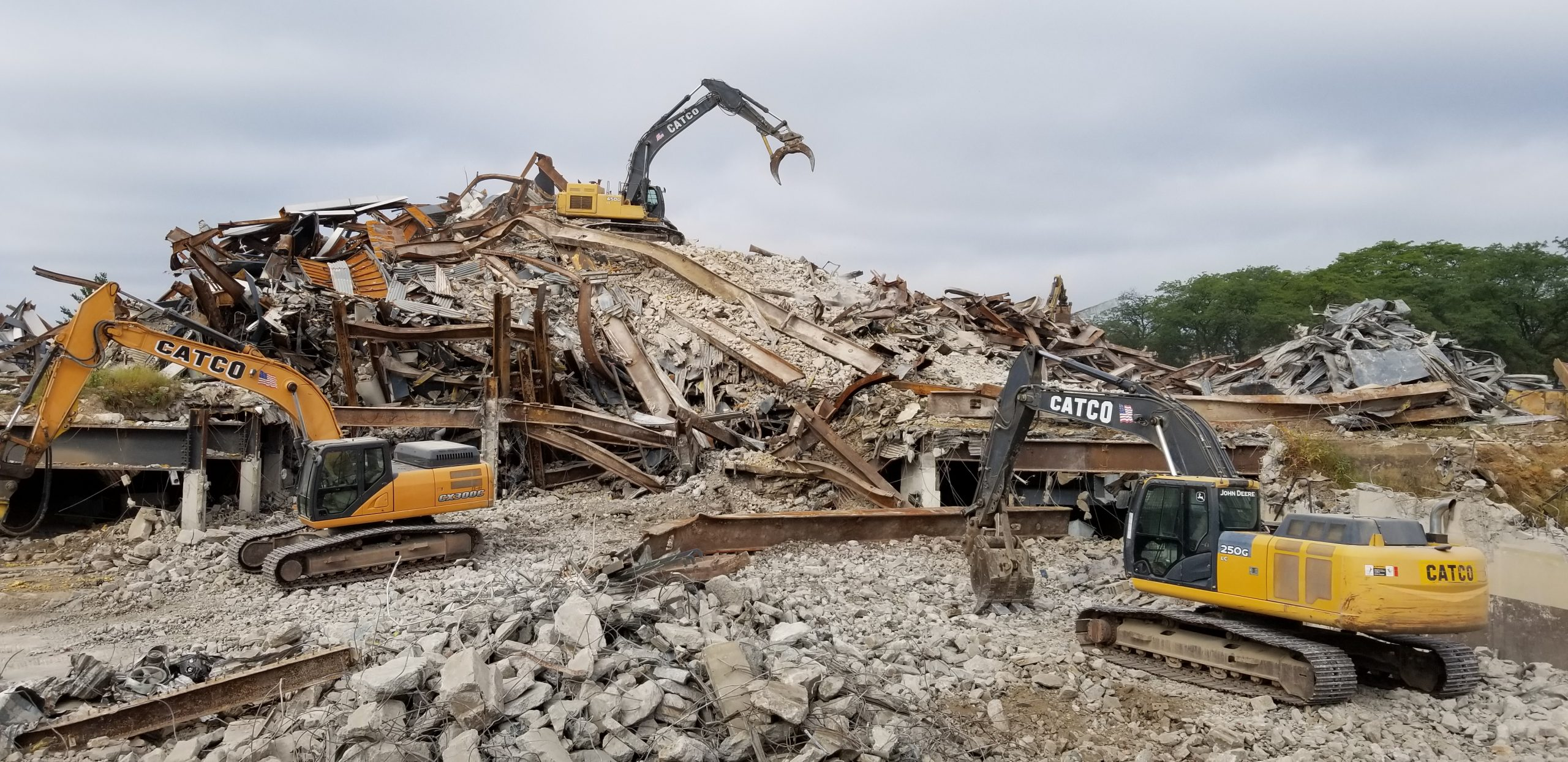 CATCO Demolition – Nationwide demolition and asbestos abatement