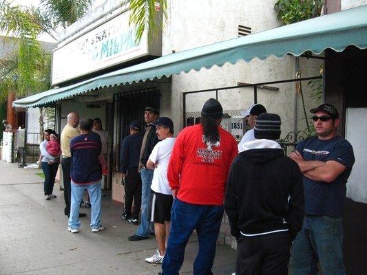 Las Cuatro Milpas – Mexican restaurant San Diego