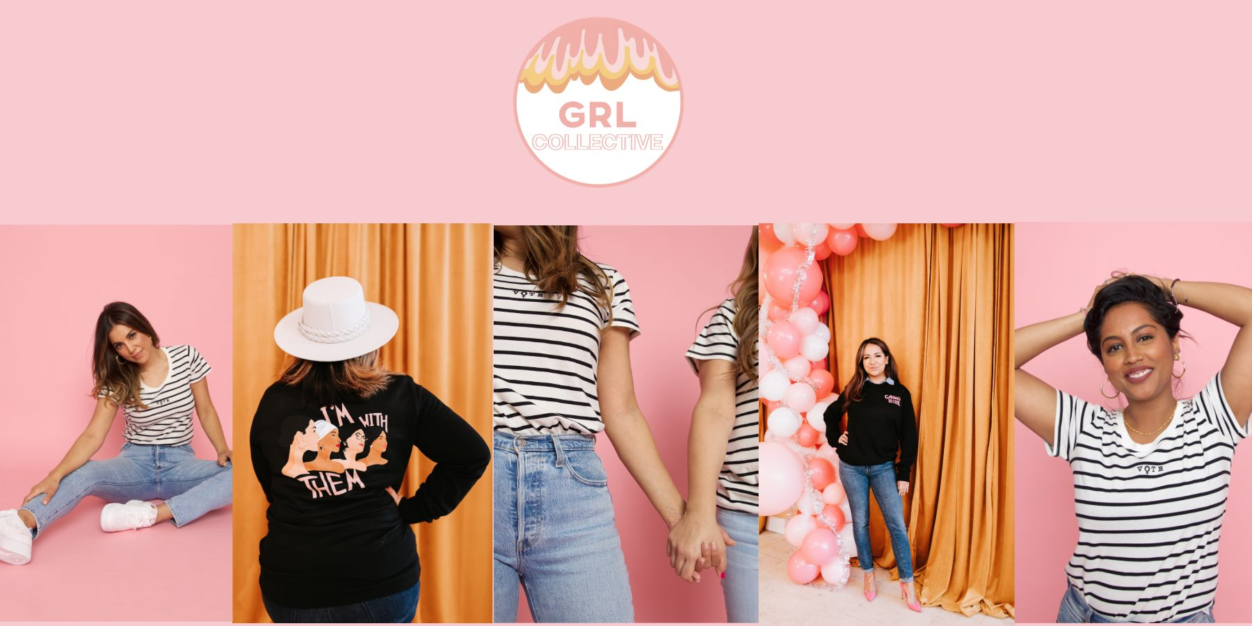 GRL Collective – Lifestlye brand with social cause for India