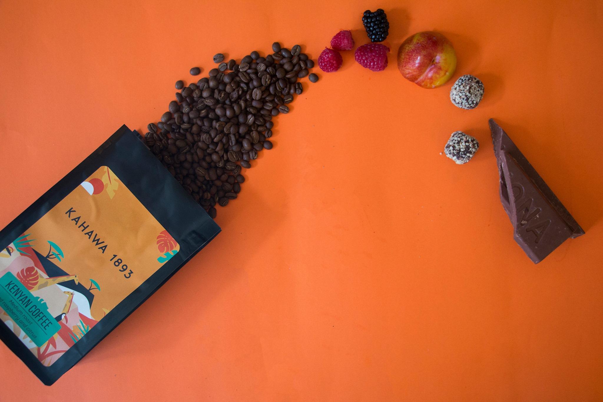 Kahawa 1893 – Coffee from Kenya