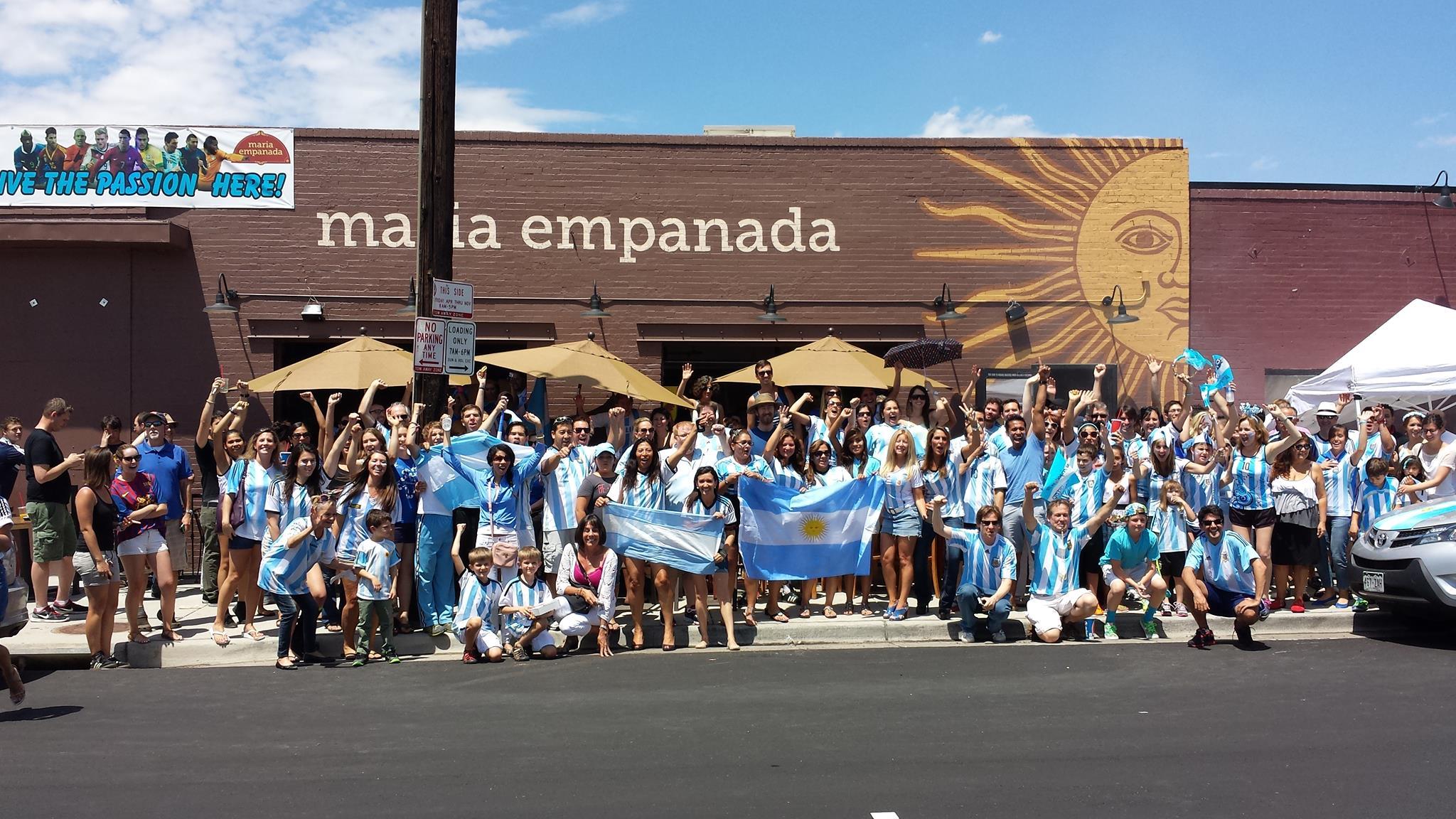 Maria Empanada – Handcrafted empanadas restaurant Denver area