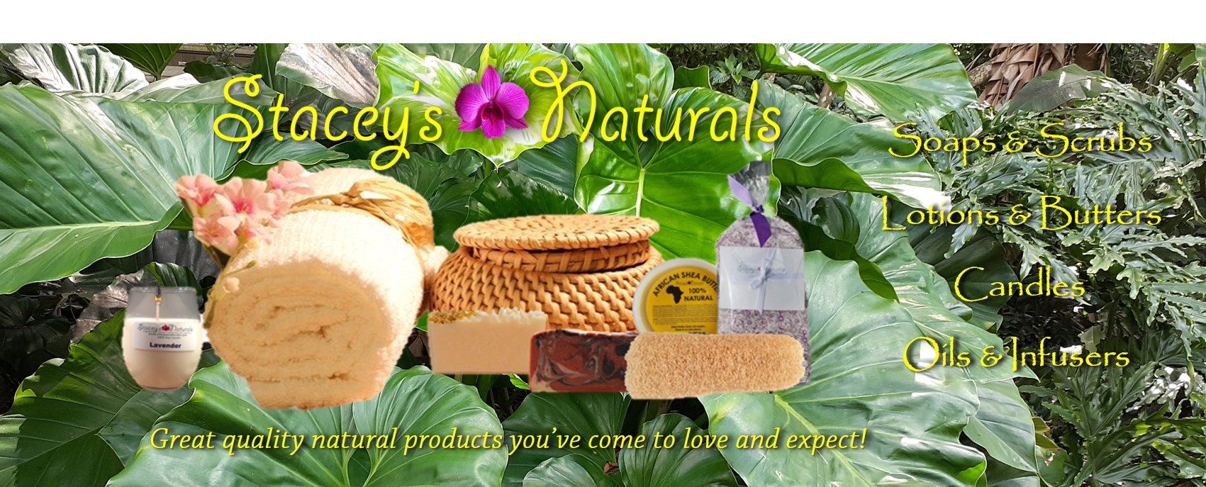 Stacey's Naturals – Health, beauty and wellness