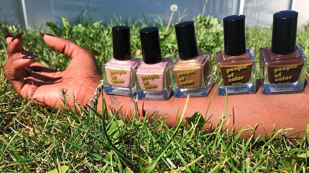 People of Color Beauty – Nail polish
