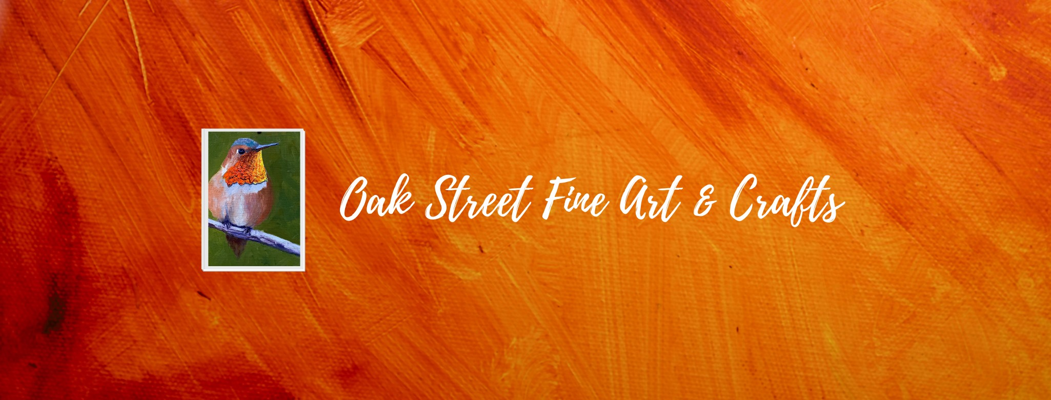 Oak Street Fine Arts & Crafts – Arts and crafts store, training and workshops