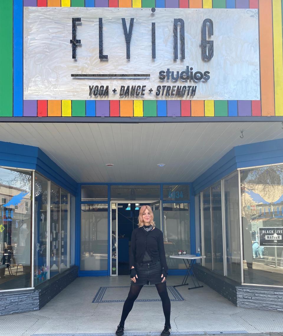 Flying Studios – Movement arts community studio Oakland California