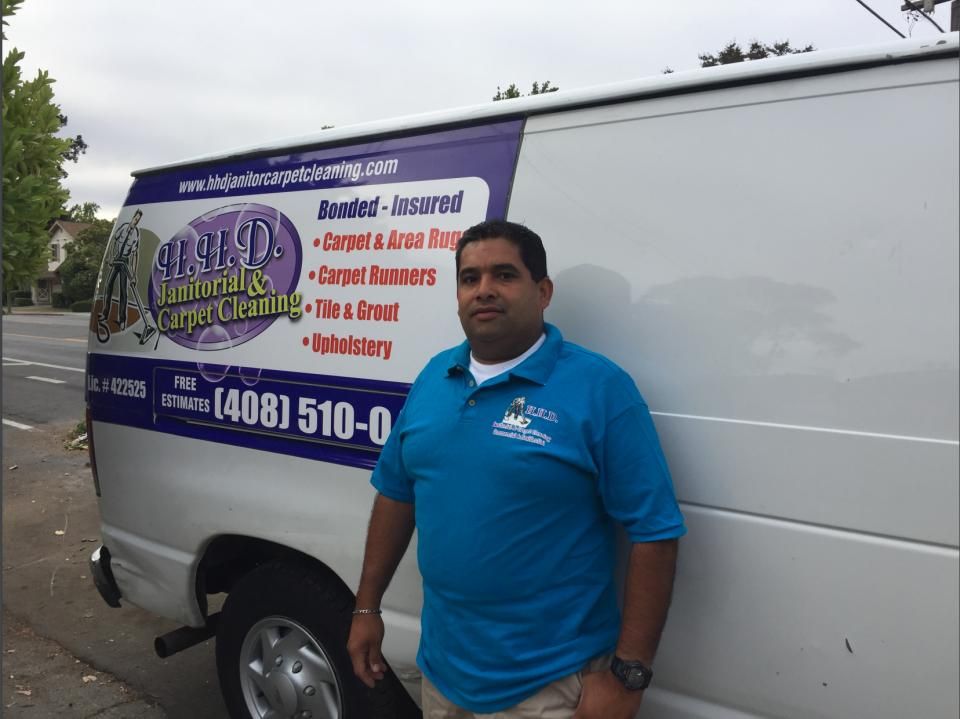 HDD Janitorial and Carpet Cleaning – San Jose