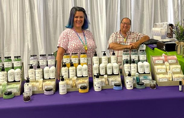 The Purple Sage – Handcrafted personal care products