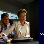 Janeway using a computer