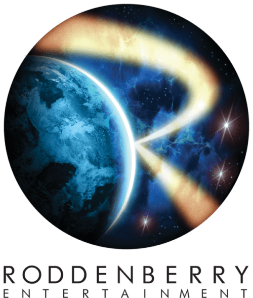 Roddenberry Entertainment Logo