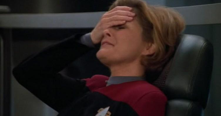 Janeway Facepalm