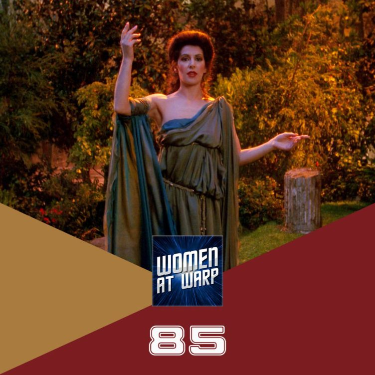 Troi as Goddess of Empathy