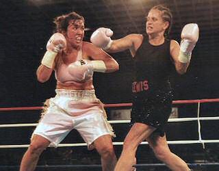 Womens Boxing Christy Martin Biography