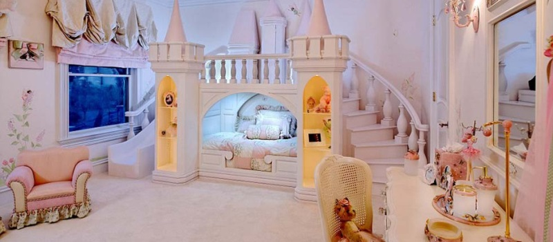 The Most Expensive Kids Rooms  Women Daily Magazine