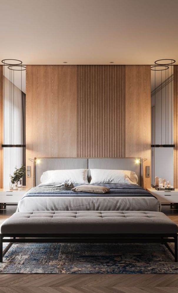 59+ New trend modern Bedroom Design Ideas for 2021   Page 18 of 59   Cool Women Blog