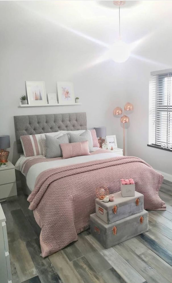 61+ New Season and Trend Bedroom Design and Ideas 2021 ...