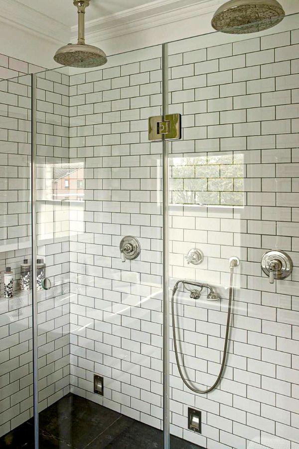 Best Modern Bathroom Subway Tile Shower Walls Designs ...
