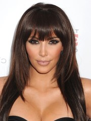 trendy hairstyle ideas with bangs