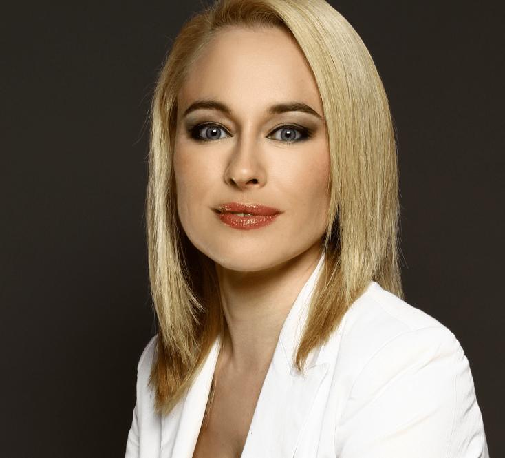 Kate Partridge Beautiful Sports Journalist Reveals her